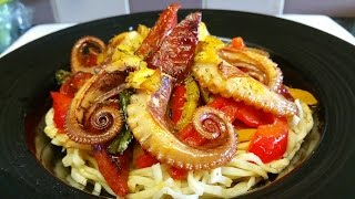 Download ″Surf & Turf″. How To Prepare And Cook Octopus (Redux) #SRP Video