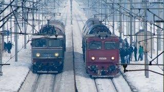 Download 30 de minute cu 30 de trenuri - Buftea - A day on the bridge - 30 Minuten mit 30 Zügen Video