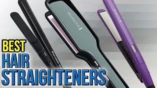 Download 10 Best Hair Straighteners 2017 Video