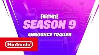 Download Fortnite - Season 9 Trailer (Nintendo Switch) Video