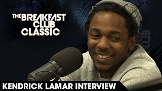 Download Breakfast Club Classic - Kendrick Lamar Talks Overcoming Depression, Responsibility To The Culture Video