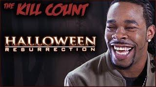 Download Halloween: Resurrection (2002) KILL COUNT Video