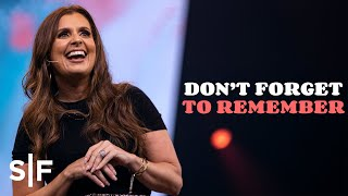 Download Don't Forget To Remember | Reflect | Holly Furtick Video