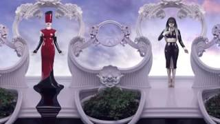 Download Dead Lotus Couture 360 goddess VR latex fashion experience Video