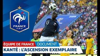Download N'Golo Kanté, l'ascension exemplaire - Le document I FFF 2018 Video