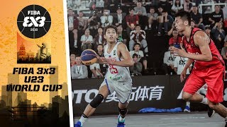 Download Philippines in an epic battle vs. China - Full Game - FIBA 3x3 U23 World Cup 2018 Video
