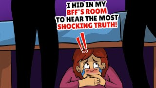 Download I Hid In My BFF Room To Hear The Most Shocking Truth Video