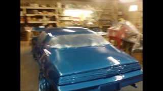 Download 1980 Camaro Restoration Video