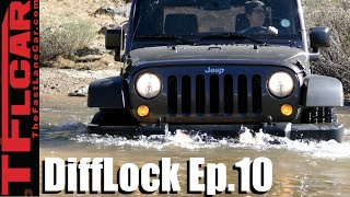 Download Meet TFL's New & Topless Long Term 2016 Jeep Wrangler Sport - DiffLock Ep. 10 Video