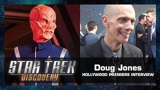 Download Doug Jones Interview - Star Trek: Discovery Hollywood Premiere (Sept. 19, 2017) Video