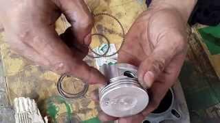 Download ráp pittong bạc xe máy Video