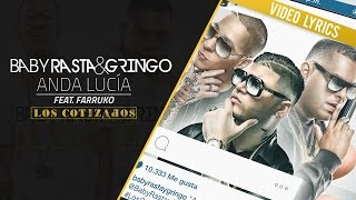 Download Baby Rasta y Gringo Feat Farruko - Anda Lucia (Los Cotizados) Video