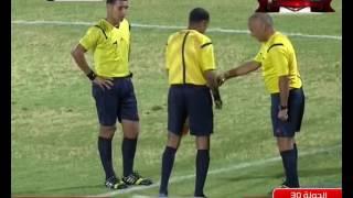 Download إصابة حكم الراية وتبديلة فى مباراة الداخلية و سموحة Video