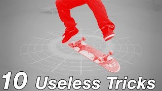 Download 10 Skateboard Tricks Nobody Does Anymore Video