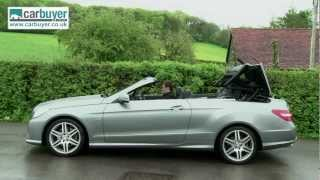 Download Mercedes E-Class Cabriolet 2009 - 2013 review - CarBuyer Video