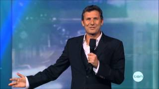 Download Adam Hills­ and the Swedish Chef - The Muppets Video