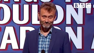 Download Things you wouldn't hear on a train | Mock the Week - BBC Video