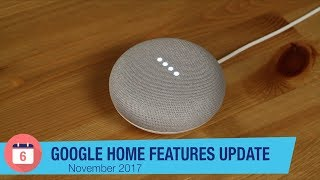 Download Google Home Features Update 2: Fall 2017 Video