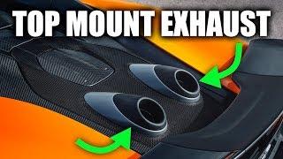 Download Why McLaren's Top Mount Exhaust Is Genius Video