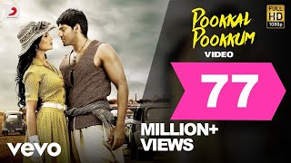 Download Madharasapattinam - Pookkal Pookkum Video | Aarya, Amy Jackson Video