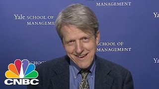 Download Robert Shiller Talks Stocks, Real Estate, Donald Trump | Trading Nation | CNBC Video