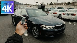 Download 2017 BMW 5 Series - In Depth Walkaround Exterior Interior Features Startup Video