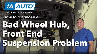 Download How to Diagnose Bad Wheel Hub Front End Suspension Problem Ford F-150 Video