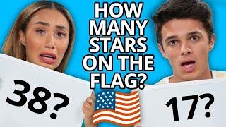 Download High School Trivia Challenge!! | ft. MyLifeasEva and Brent Rivera | Brent vs Eva Video