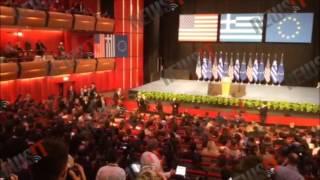 Download Είσοδος Ομπάμα για ομιλία Video