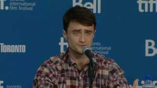 Download Daniel Radcliffe talks about Emma Watson Video