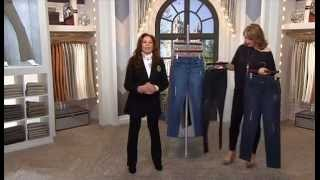 Download Kirstie Alley's Call-in Testimonial for Diane Gilman's Jeans Video