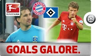 Download Hamburg at Bayern - 36 Goals Conceded in Last 6 Visits Video
