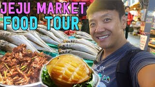 "Download TRADITIONAL Korean Market FOOD TOUR: ""Five Day Market"" in South Korea Video"