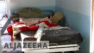 Download Syria: 'All Aleppo hospitals destroyed' Video