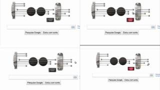 Download Google Guitar - Les Paul (Guitarra Google Doodle) Video