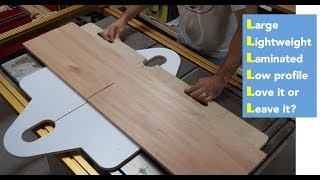 Download A Crosscut Sled Like No Other Video