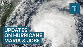 Download Here are the latest updates on Hurricane Maria and Hurricane Jose Video