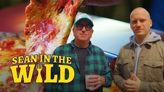 Download Sean Evans Takes a Brooklyn Pizza Tour with Paulie Gee | Sean in the Wild Video