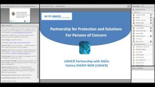 Download Learning Stream on Humanitarian Financing: UN humanitarian funding – demystifying NGO access Video