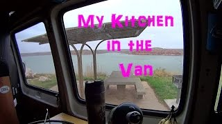 Download Van Dweller Kitchen What I Use to Cook in the Van Video