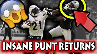 Download Best Punt Returns in Football History Video