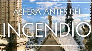 Download ASÍ ERA NOTRE DAME ANTES DEL INCENDIO, PARÍS Video