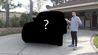 Download THE REVEAL OF MY NEW CAR!! Video