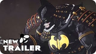 Download Batman Ninja Trailer & First Look (2018) Anime Movie Video