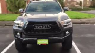 Download Lifted 2017 Toyota Tacoma TRD Off-Road Video