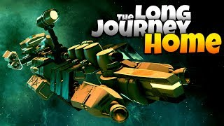 Download The Long Journey Home - Ep 1 - Meeting Aliens and Exploring Planets - The Long Journey Home Gameplay Video