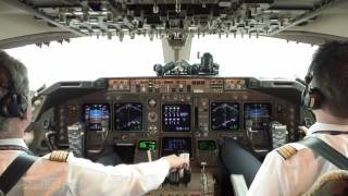 Download Boeing 747-400 take-off from FRA Video