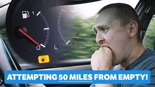 Download Can You Get 50 Miles From An Empty Fuel Tank? Video
