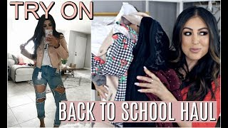 Download BACK TO SCHOOL HAUL 2017: OUTFIT IDEAS TRY ON Video