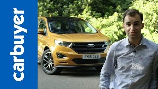 Download Ford Edge SUV review 2016 – Carbuyer Video